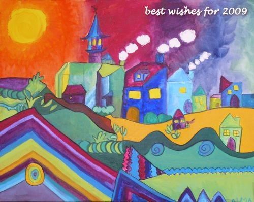 best wishes for 2009