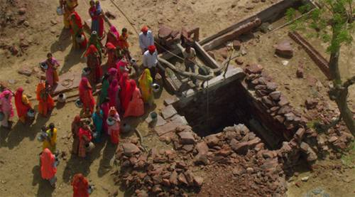 Extract Home Film - Rajasthani well