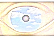 False Mirror from Magritte